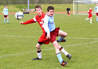 U15 Football Orkney versus Caithness May 2012