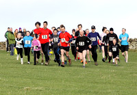 Cross Country Running Feb 2012