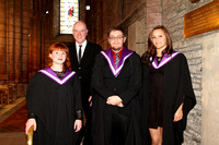 Orkney College UHI Graduations Sep 2014