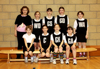 Primary Netball Leagues