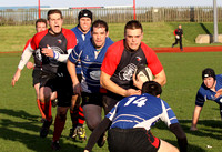 Rugby - Orkney v Aberdeenshire 12/11/11