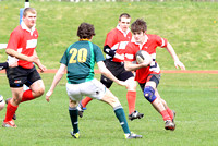 Under 18 Rugby 31 March 2012