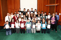 Duke of Edinburgh Awards Feb 2013